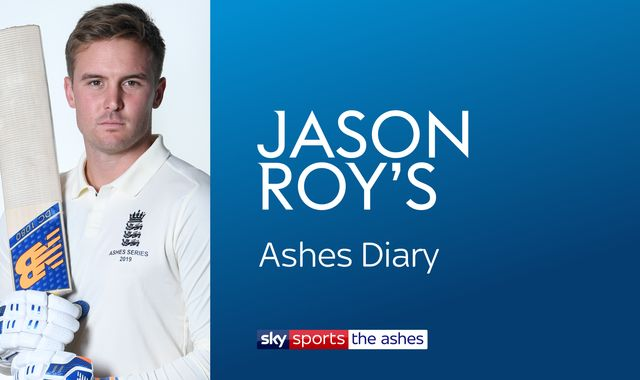 Jason Roy: We are determined to level Ashes series and I know where I need to improve in Test cricket