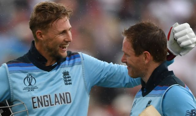 Joe Root: I've always looked up to Eoin Morgan - Sky Cricket Podcast