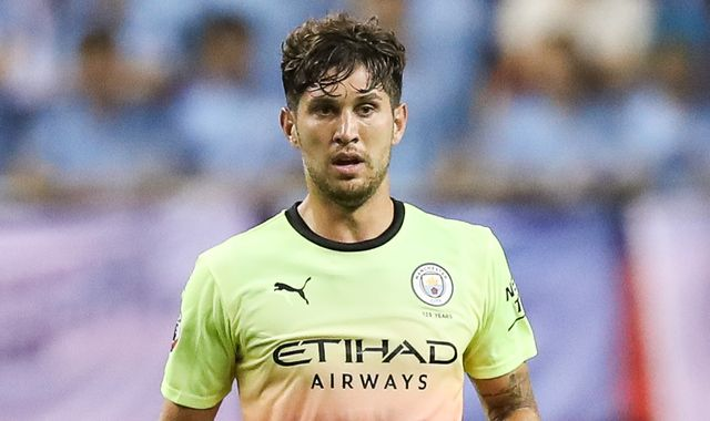 John Stones: Manchester City defender out for up to five weeks with muscular injury