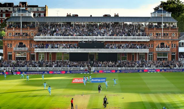 The Hundred Finals Days to be played at Lord's and Hove in first season