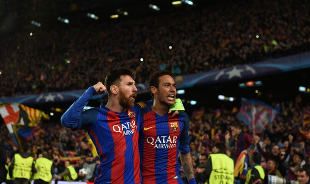 Lionel Messi still rooting for Neymar to return to Barcelona from Paris Saint-Germain
