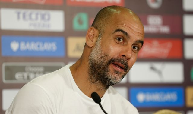 Pep Guardiola hits back at Manchester City's Premier League Asia Trophy criticism