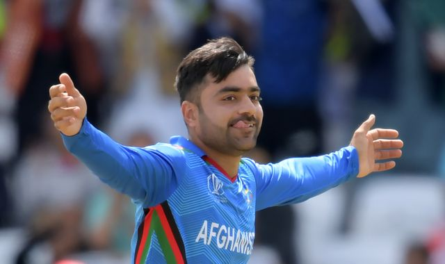 The Hundred: Rashid Khan picked first by Trent Rockets in draft