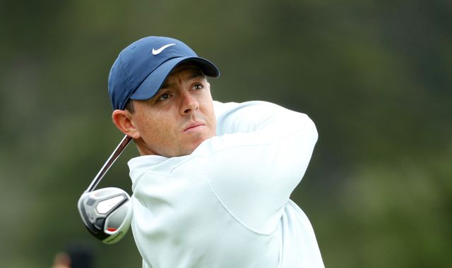The Open: Rory McIlroy and Tiger Woods in opposite sides of draw