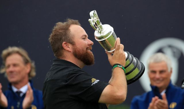 The Open: Shane Lowry delights Portrush fans with six-shot victory
