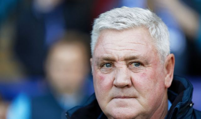 Steve Bruce named Newcastle head coach on three-year deal