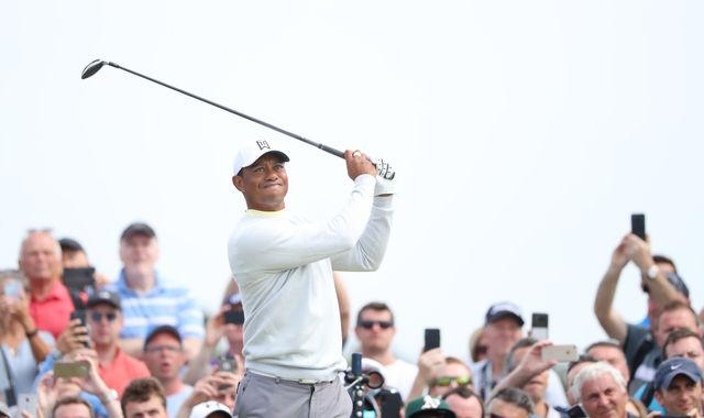 The Open: Tiger Woods trims schedule to prolong career