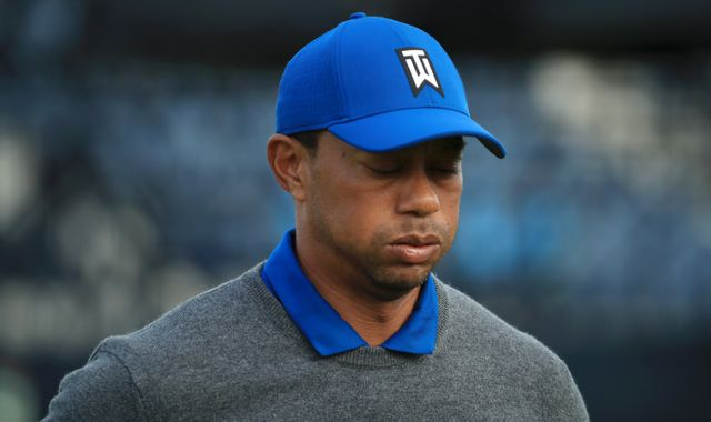 The Open: Rory McIlroy and Tiger Woods facing missed cuts as JB Holmes leads