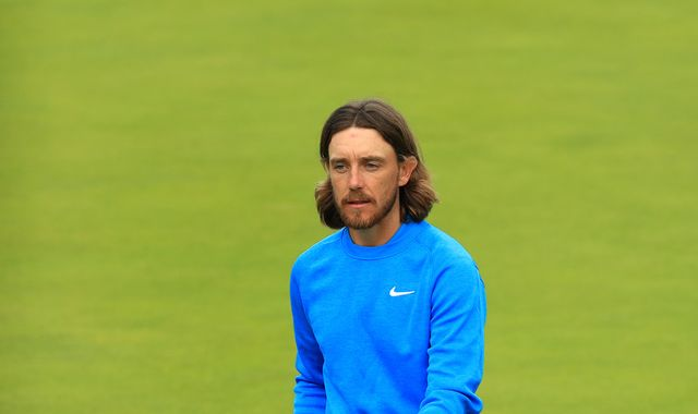 The Open: Tommy Fleetwood, Lee Westwood and Tyrrell Hatton make solid starts