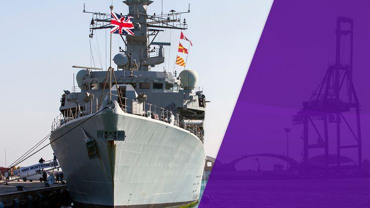 Haynes Sky Views - HMS Montrose