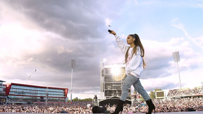 Mixed feelings at Ariana Grande set to perform at Manchester Pride