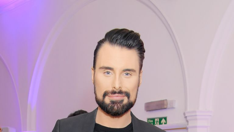 LONDON, ENGLAND - MARCH 07: Rylan Clark attends the launch of Juvederm Beauty Decoded Live, at One Marylebone on March 07, 2019 in London, England. (Photo by David M. Benett/Dave Benett/Getty Images)