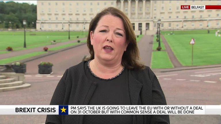 Tina McKenzie, Northern Ireland policy chair, Federation of Small Businesses (FSB)