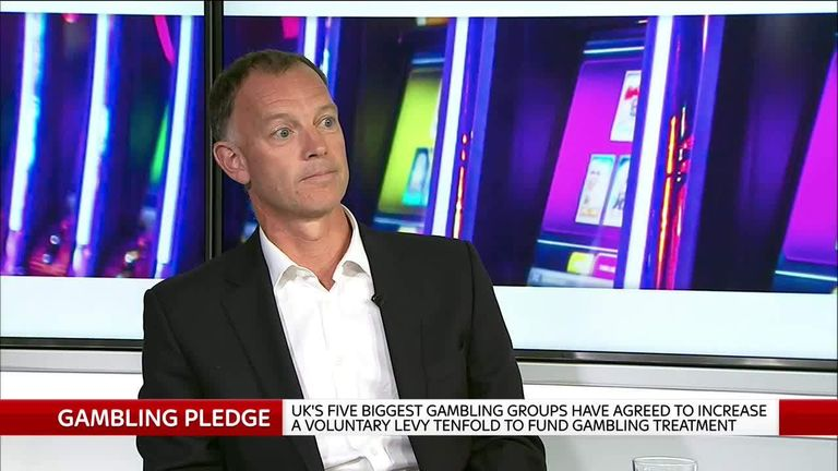 Philip Bowcock, chief executive of William Hill, appears on Ian King Live