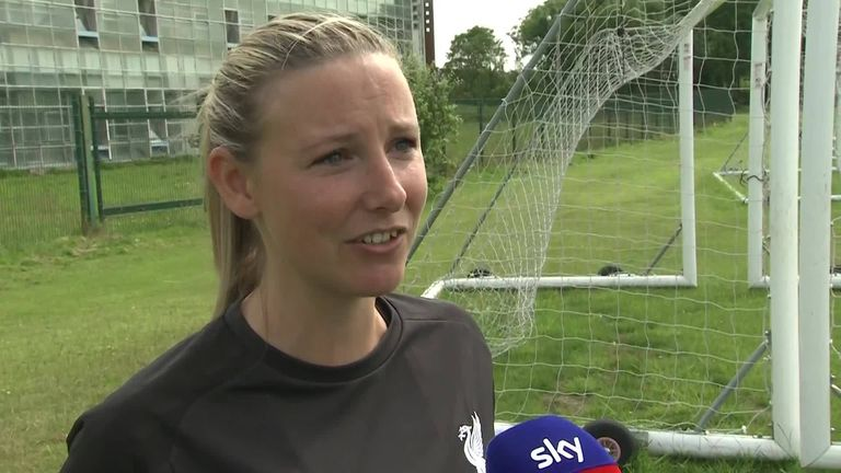 Liverpool Women manager Vicky Jepson says the appetite for the women's game during this summer's World Cup gives her confidence that women's football can now command much larger crowds in this country.