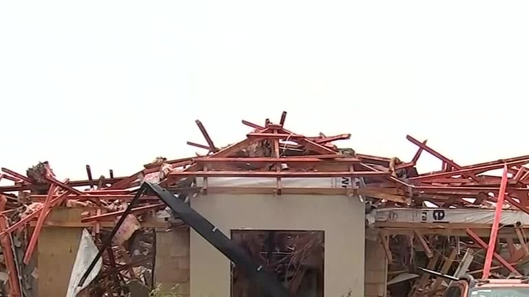 Gas explosion in Christchurch, New Zealand