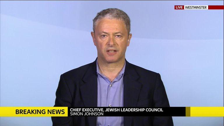 Jewish Council executive says Labour has a 'cultural problem'preview image