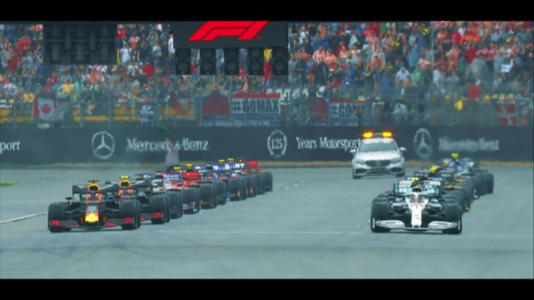 A quick recap of an amazing 2019 German GP from a wet and challenging Hockenheim