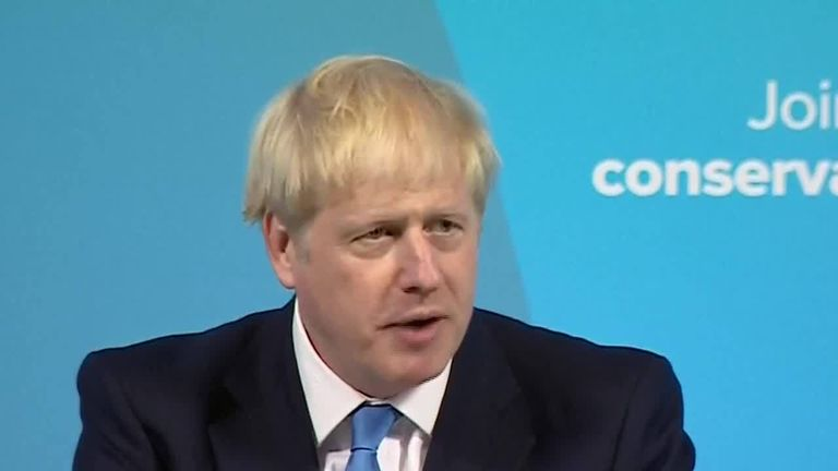 Boris Johnson victory reaction: 'Excruciating and embarrassing'