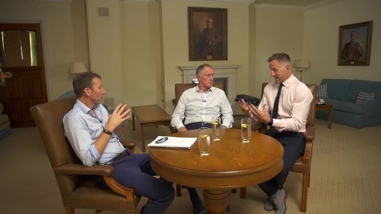 Mike Atherton caught up with Sir Geoff Hurst and Will Greenwood before the final at Lord's to find out what it takes to win a World Cup