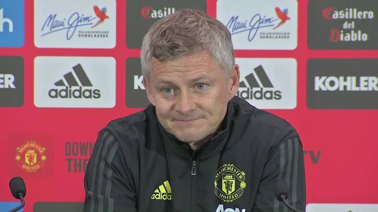 Ole Gunnar Solskjaer admits he is unsure if Romelu Lukaku will leave Manchester United this summer but reiterated the club are yet to receive a formal bid for the Belgian striker