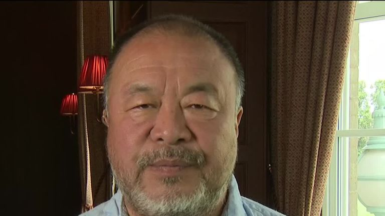 What Ai Weiwei thinks of the HK protests