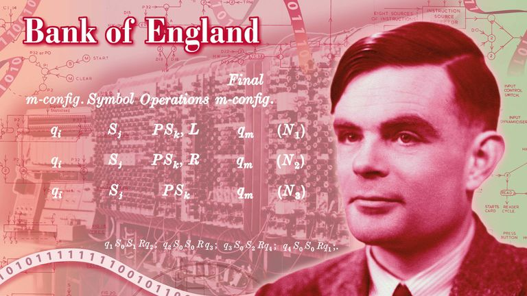 Alan Turing's legacy continues to have an impact on both science and society