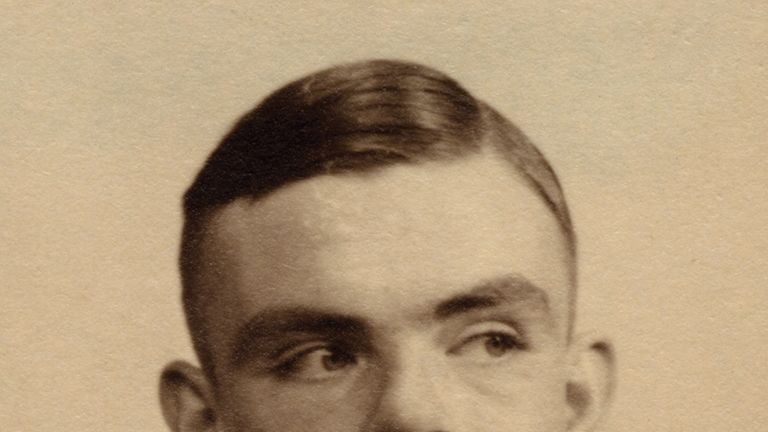 Turing was homosexual and was convicted of gross indecency for his relationship with a man