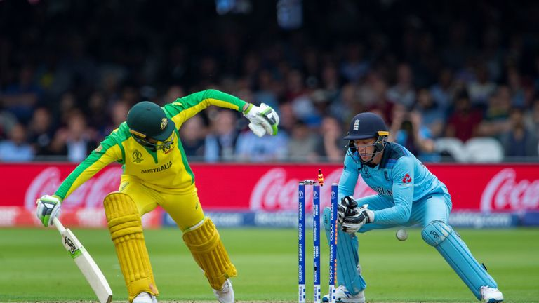 Australia defeated England at Lord's on 25 June