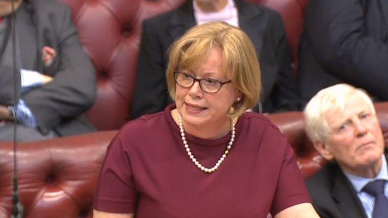 Baroness Smith of Basildon