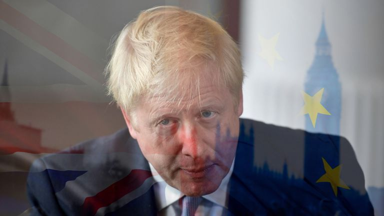 Boris Johnson has said he would ensure Brexit happens on time 'do or die'