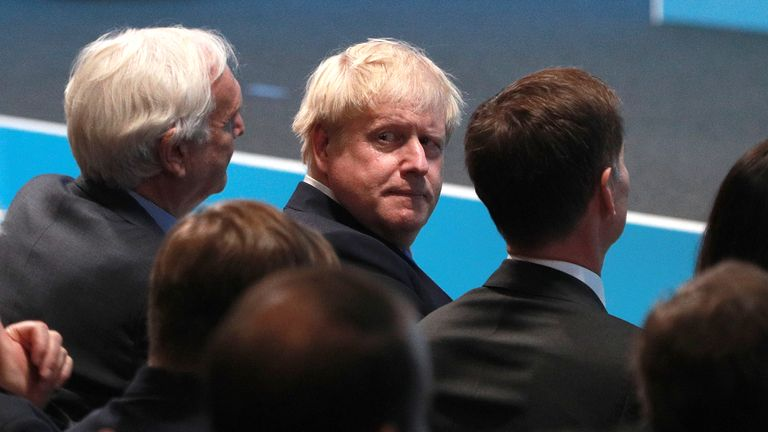 Boris Johnson achieved a two-to-one victory over rival Jeremy Hunt