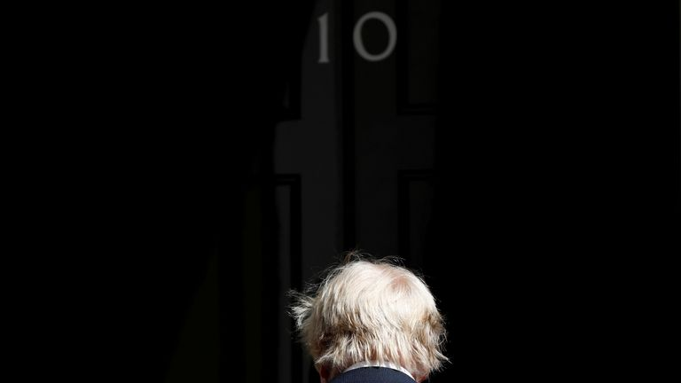Boris Johnson will be brought back down to earth in a tradition that humbles even the strongest of egos