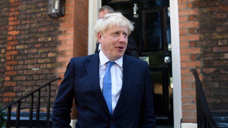 Boris Johnson will become PM tomorrow
