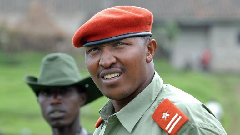 Congolese Warlord, Ntaganda 'Terminator' Convicted Of War Crimes