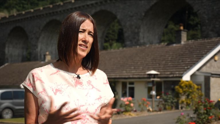 Jane Dodds is the Lib Dem candidate