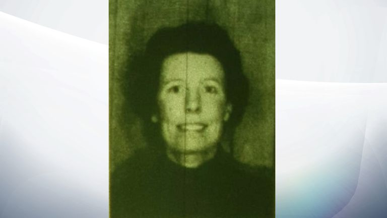 Human remains found in a septic tank are believed to belong to Brenda Venables. Pic: Worcester News