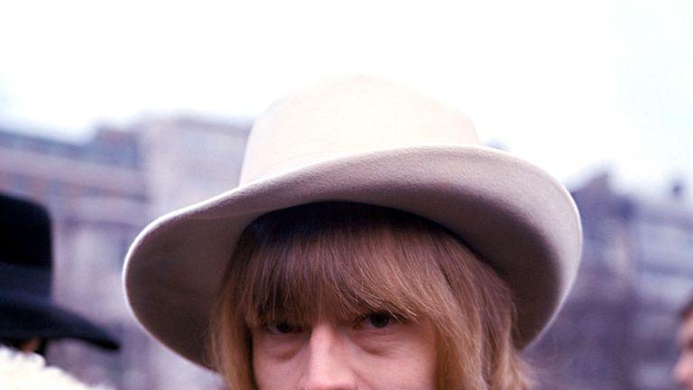 Brian Jones in 1967