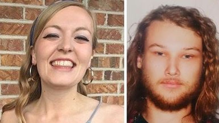 Lucas Fowler and Chynna Deese were found shot dead last week.