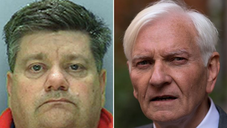 Carl Beech and Harvey Proctor