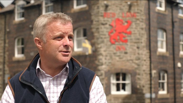 The Conservatives selected Chris Davies again despite the recall petition against him