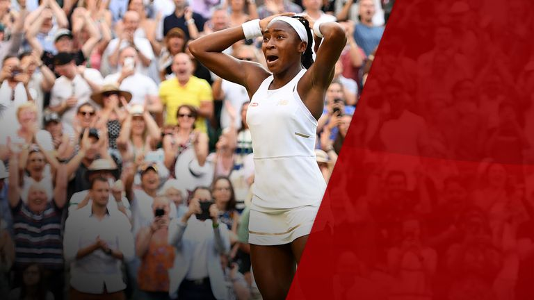 Cori Gauff is expected to earn at least £80,000 from sponsorships following her Wimbledon run