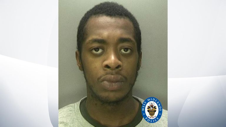 Gregory Crockett was jailed for 12 years. Pic: West Midlands Police