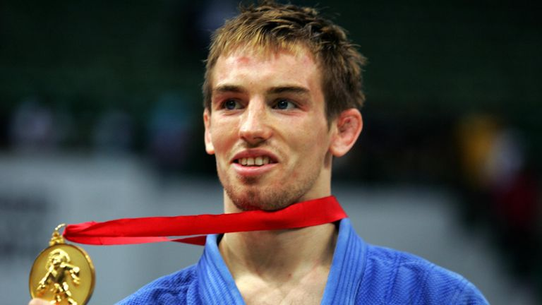 British former world judo champion Craig Fallon dies aged 36