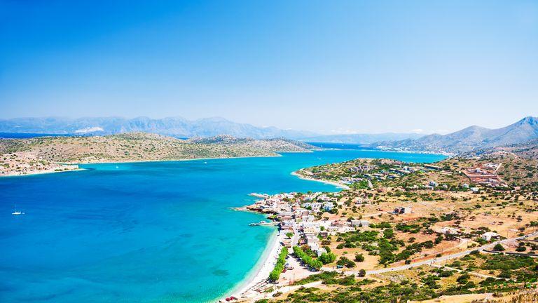 Magnitude 5 2 Earthquake Hits Greek Island Of Crete World