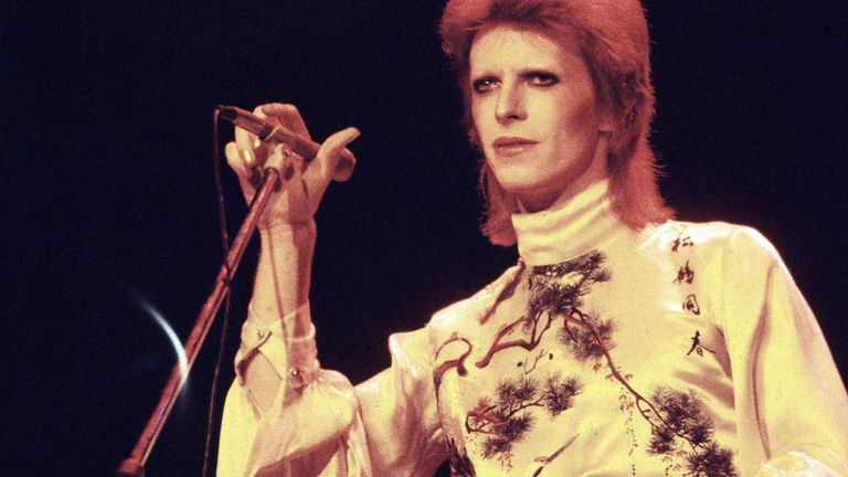 David Bowie's Space Oddity is a 'pretty dark idea'