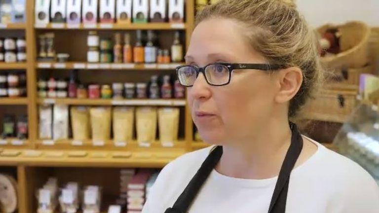 Rachel Whitakker, owner of The Jam Horse shop in Doncaster