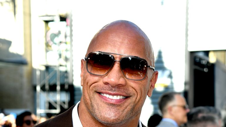 Dwayne Johnson thanked fans for giving him 'real talk' and 'education'
