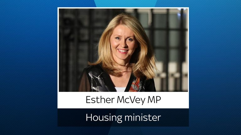 Esther McVey