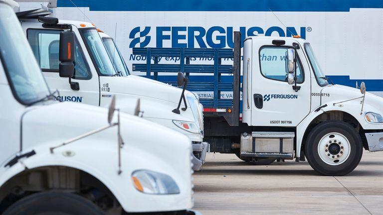 Ferguson is a FTSE-100 industrial group